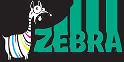 Drukas serviss - Zebra print